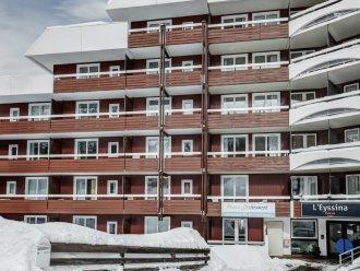 Appartements Maeva Particuliers L'Eyssina Vars