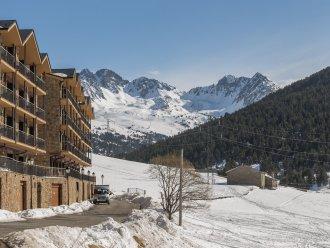 Résidence Andorra Bordes d'Envalira Andorre