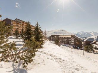 Résidence Les Horizons d'Huez L'Alpe-d'Huez